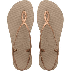 havaianas Luna Sandals Damen rose gold/rose gold